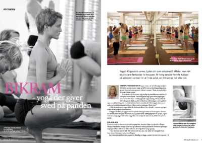 Artikel Fit living 1 - Hot Yoga Malmo