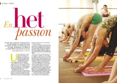 Artikel Om yoga om 3 - Hot Yoga Malmo