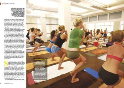 Artikel Om yoga om 4 - Hot Yoga Malmo